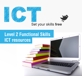 Level 2 ICT Resources – online now!