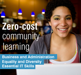 Zero-cost community learning