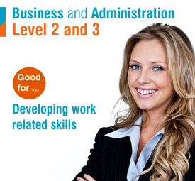 Level 2 and 3 Business and Administration