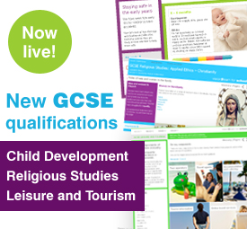 GCSE resources now live