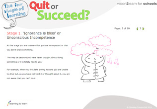 Quit or Succeed