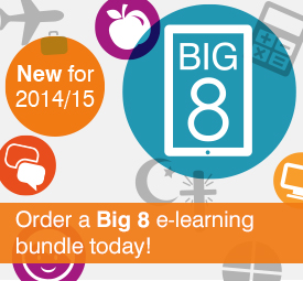 Order a Big 8 e-learning bundle today!