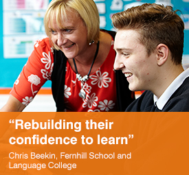 Fernhill School success story