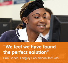 Langley Park School success story